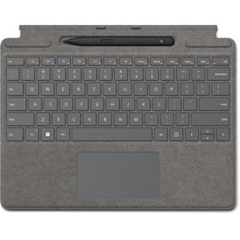 Surface Slim Pen 2 for Business and Surface Pro Signature Keyboard for Business.