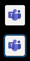 Logo de MicrosoftTeams