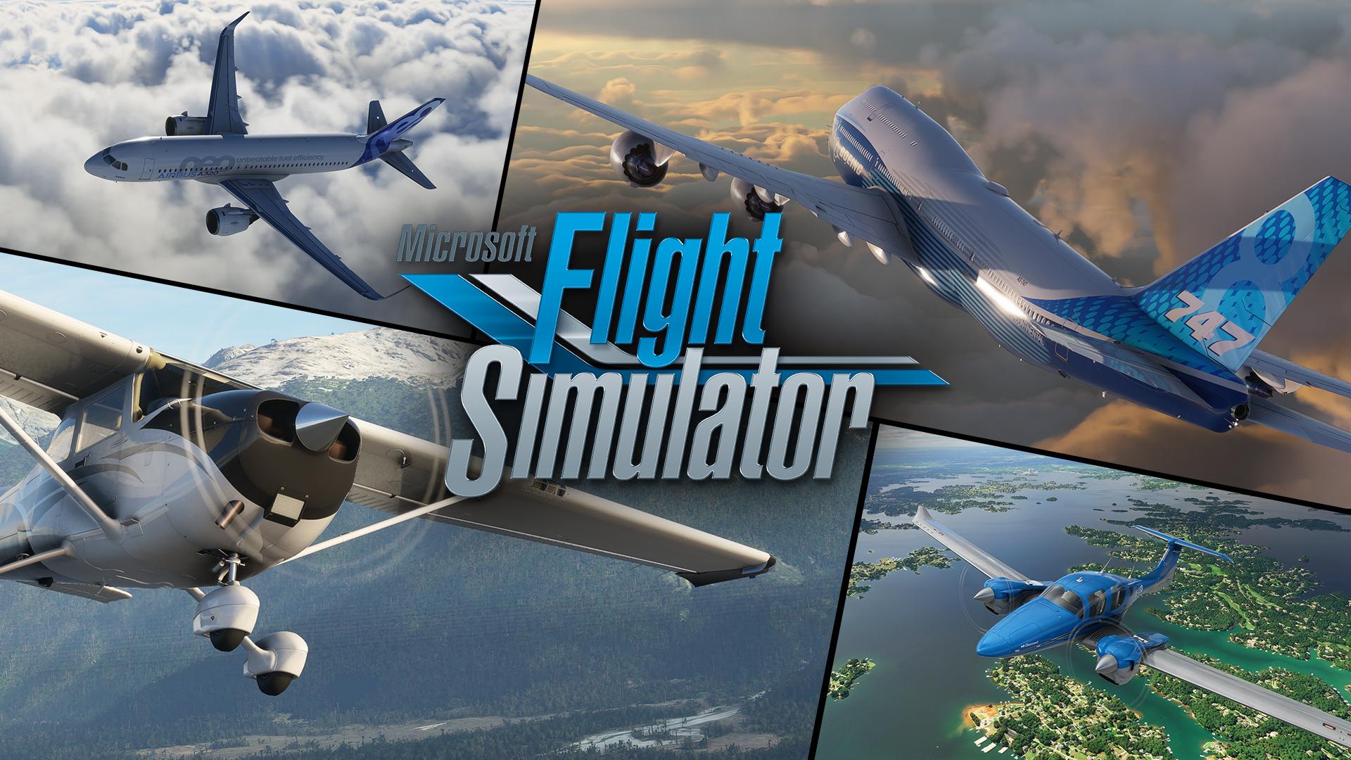Microsoft Flight Simulator for Xbox One & Windows 10 | Xbox
