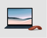 Surface Laptop 3 and Surface Arc Mouse