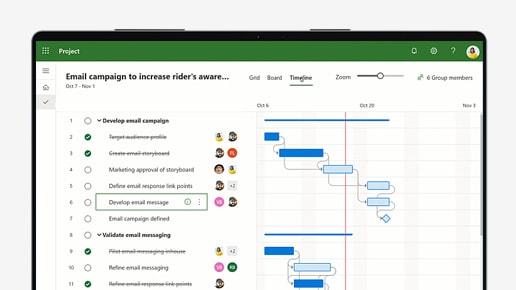 Buy Microsoft Project Plan 3 Microsoft 365