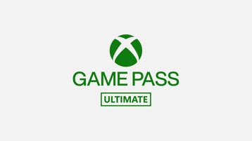 Xbox Game Pass Ultimate sign.