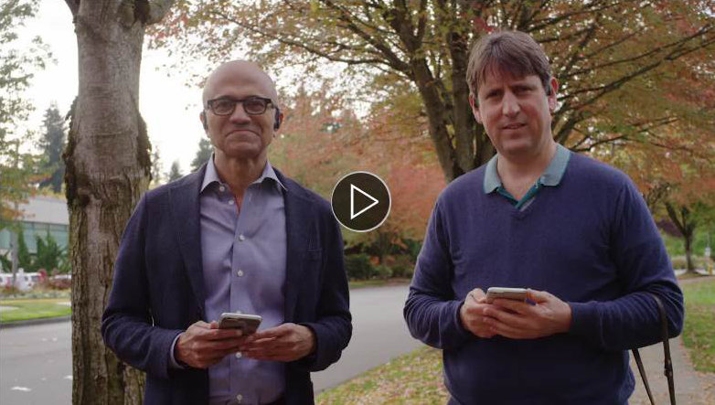 Video Introduction of Microsoft Soundscape
