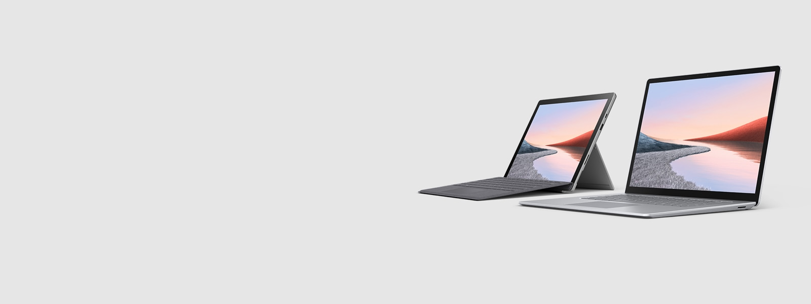 Surface Pro 7, Surface Laptop 3