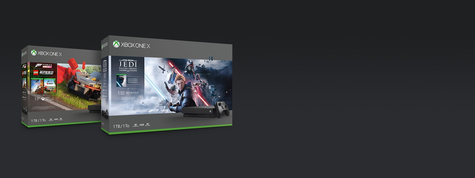 Xbox One X Bundles