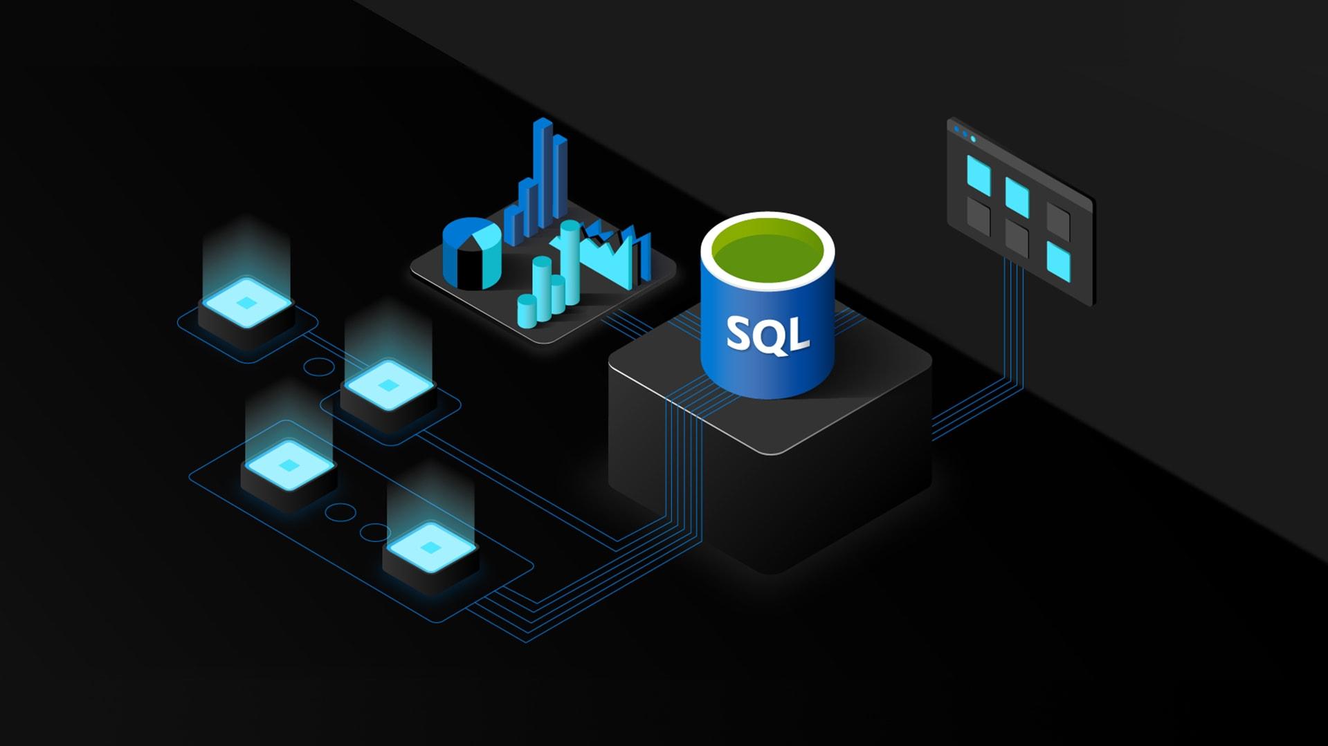 SQL Server Hero Chart