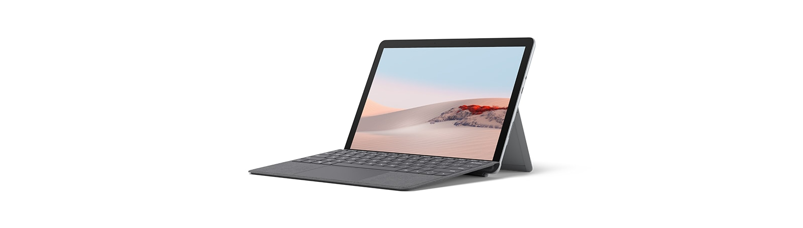 Surface Go 2 for Business with Type Cover attached