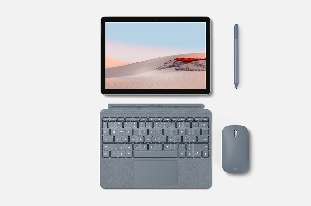 Surface TypeCover avec clavier, stylet et souris