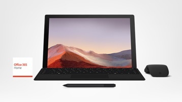 Pack Surface Pro 7