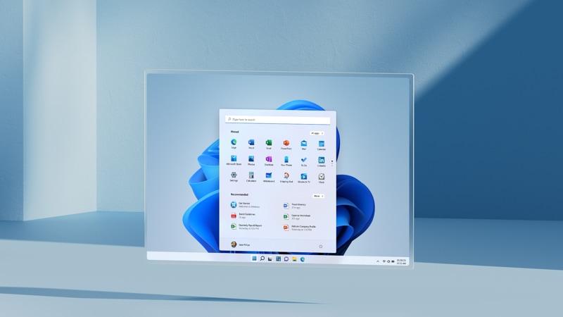 Samsung Book S - Verizon Laptop front view