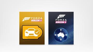 Mejora tu experiencia en Forza Horizon 3 y Forza Horizon 4