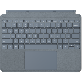 Ice Blue Surface Go Type Cover
