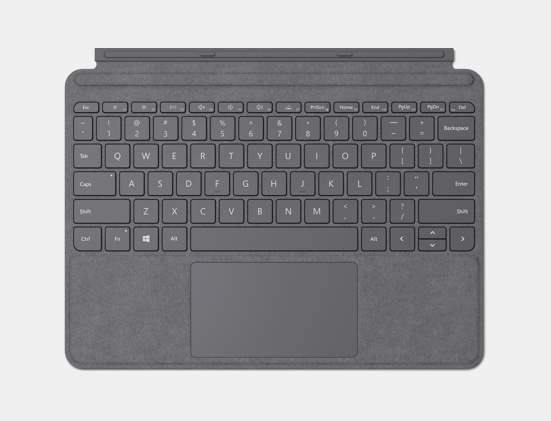Platinum Surface Go Type Cover