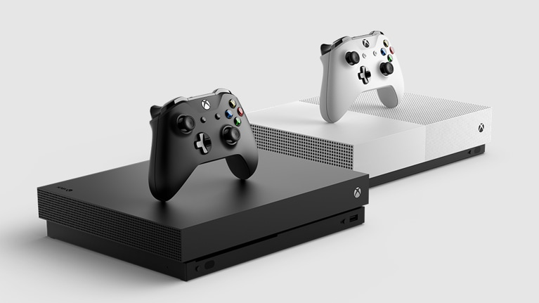 Xbox Gaming Consoles Xbox One X Xbox One S Gaming
