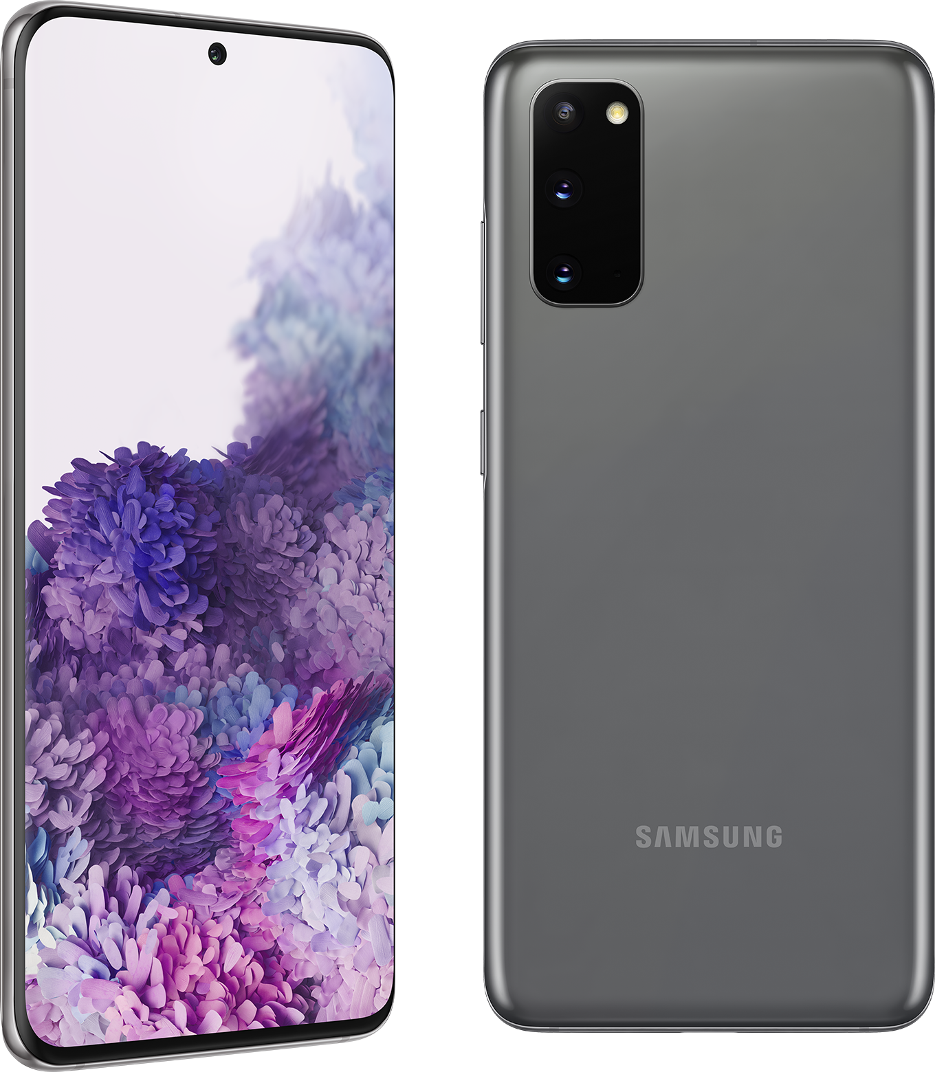 "Samsung Galaxy S20+ 5G - Cosmic Gray, 6.7"" inch, 5G, 128 GB"