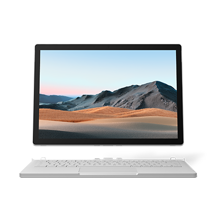 Surface Book 3 - 15 inch, Intel core i7, 16GB, 256GB, NVIDIA GeForce Surface Book 3 is the most powerful Surface laptop to handle your biggest productivity demands; combining speed, graphics, performance & versatility to be a laptop, tablet and portable studio.