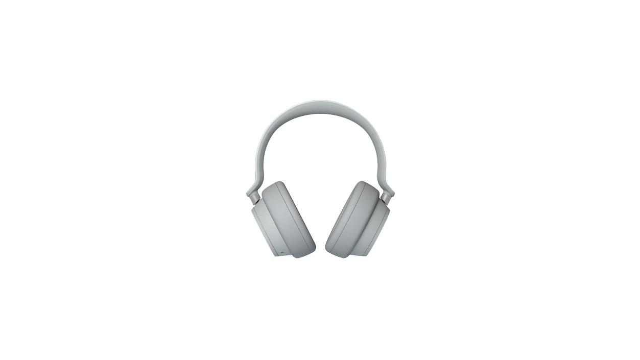 Light Gray Headphones 2