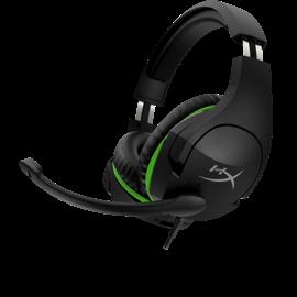 Left sided view of the Kingston HyperX CloudX Stinger headphones
