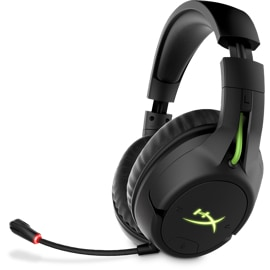 Front right view of the Kingston HyperX CloudX Flight Wireless Gaming Headset