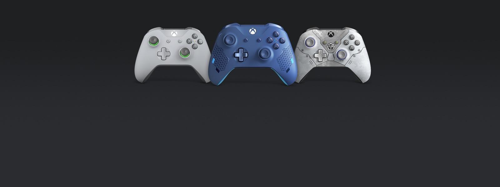 3 manettes Xbox One en promotion