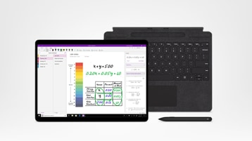 Surface Pro X for Business with Surface Pen and Type Cover