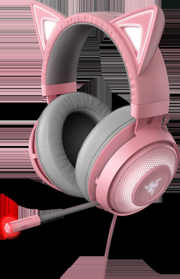 Razer Kraken Kitty Edition USB Gaming Headset