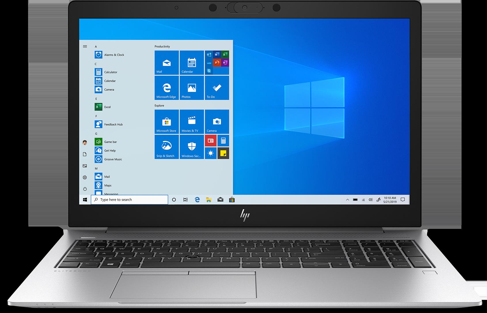 RE4qRvA?ver=206a - HP EliteBook 850 G6 7KJ99UT#ABA Laptop