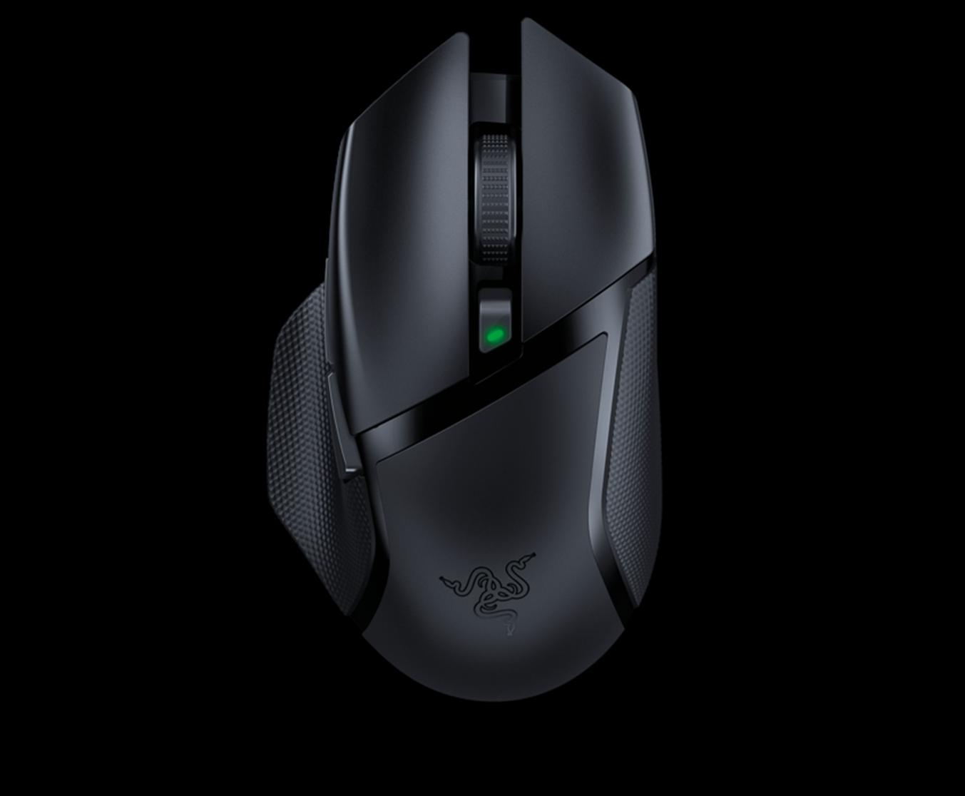 Image of Razer Basilisk X HyperSpeed Wireless Ergonomic Gaming Mouse