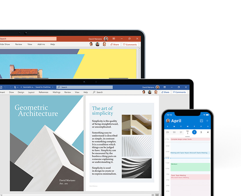 free trial version of microsoft office 365