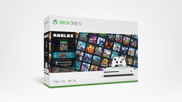 Xbox One S Roblox Bundle (1TB)