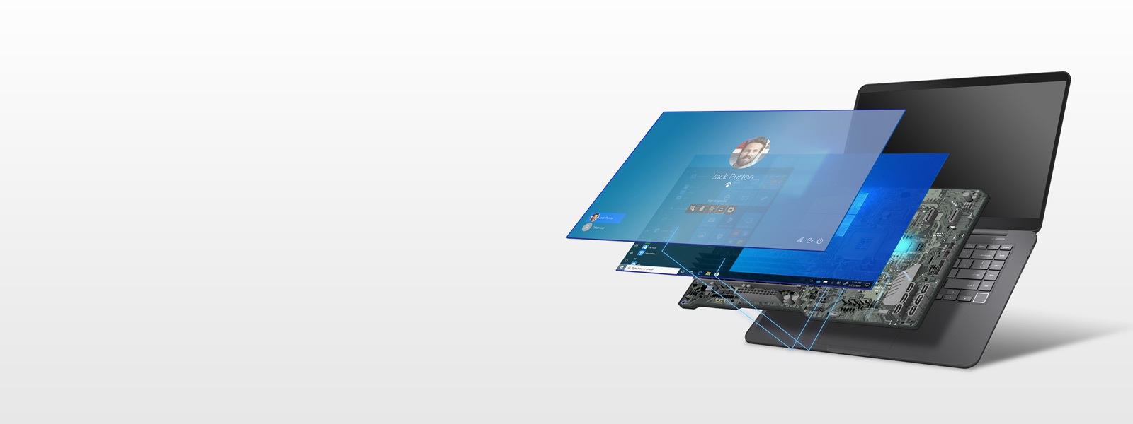 Windows 10 secured-core PC