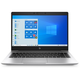 HP EliteBook 745 G6 from the front