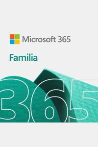 Microsoft 365 Familia (suscripción de 1 año)