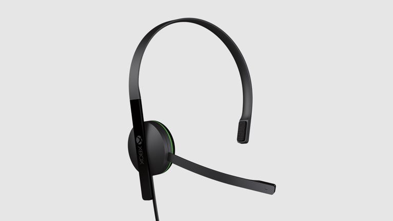 Buy Xbox One Wired Chat Headset Microsoft Store