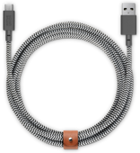 Native Union USB-A to USB-C Belt Cable