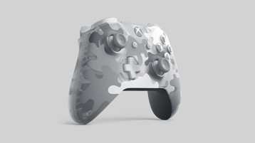 Xbox Wireless Controller Artic Camo
