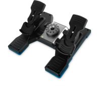Logitech G Professional Flight Rudder Pedals