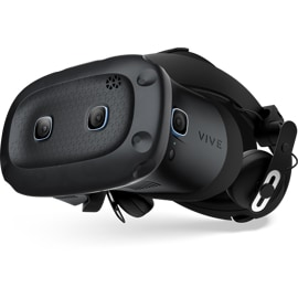 Angled view of HTC Vive Cosmos Elite VR System