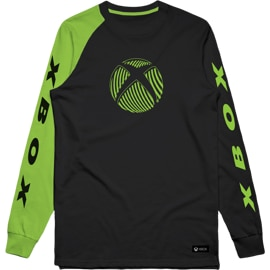 Xbox Wave Sphere Unisex Long Sleeve Shirt