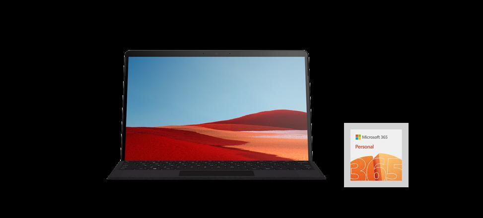 Surface Pro X + M365