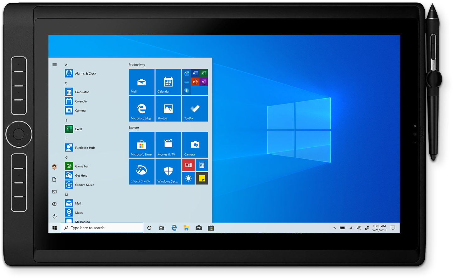 "Buy Now: Wacom MobileStudio Pro 16"" Creative Pen All-in-One PC; Windows 10 Pro [RJOVenturesInc.com]"
