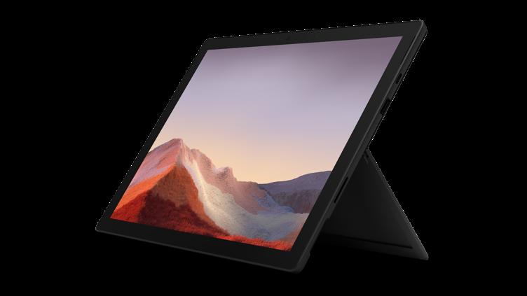 Surface Pro 7 Black.