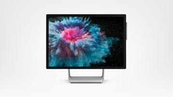 Image montrant l'ordinateur Surface Studio 2 pour les entreprises.