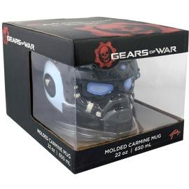 Gears of War Carmine Mug