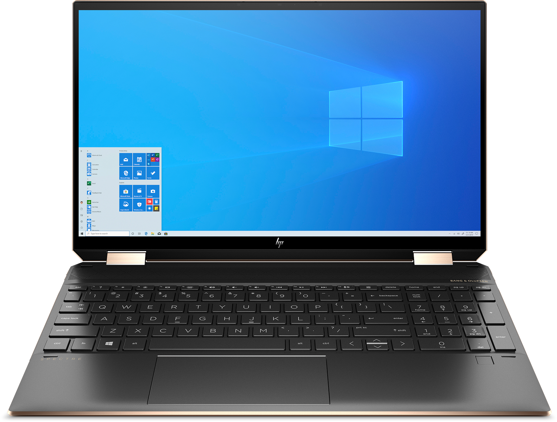 HP Spectre x360 Convertible 15-eb0053dx 2-in-1 PC