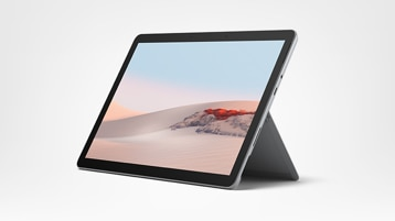 Surface Go 2 side view