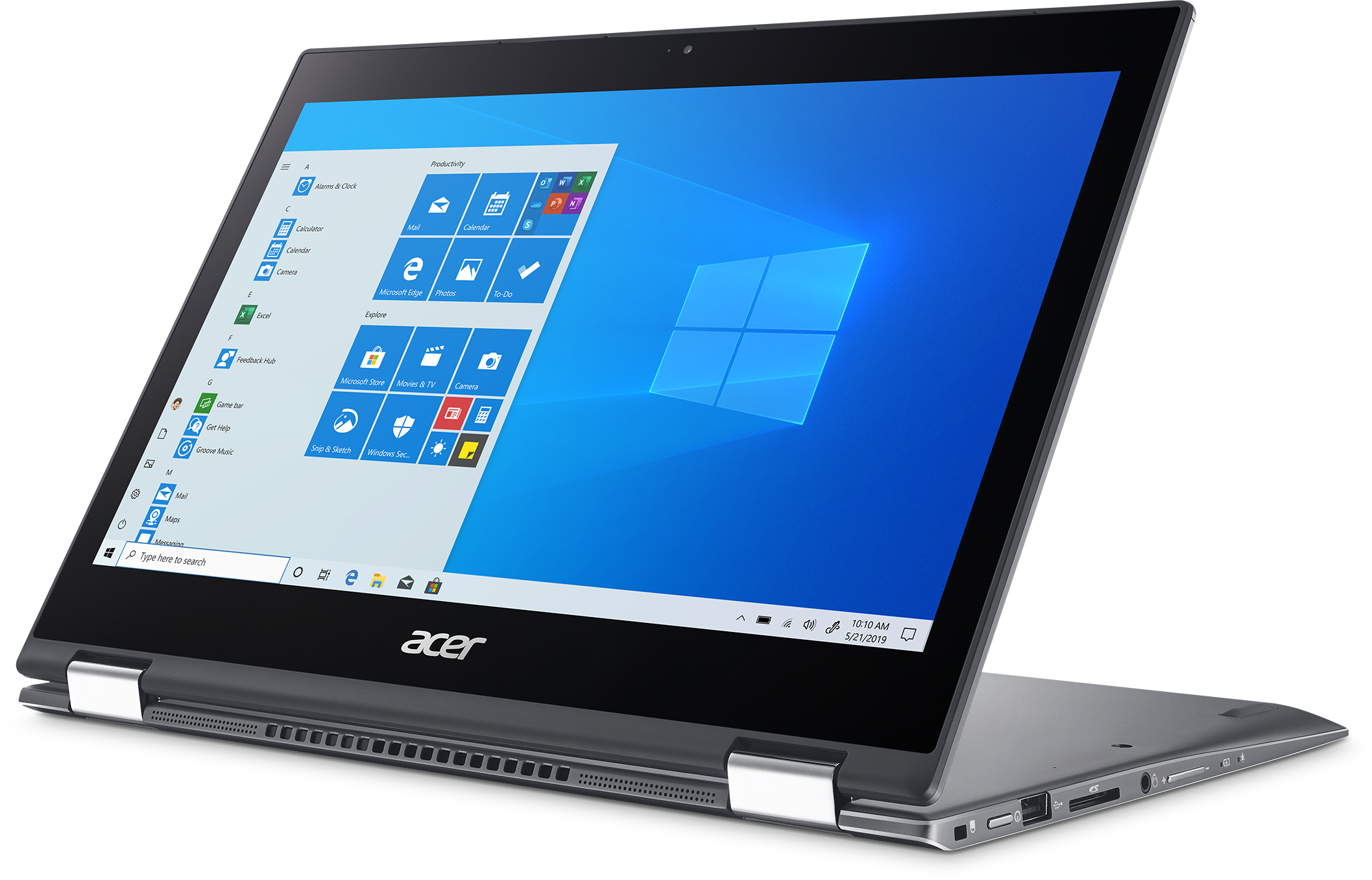 Acer Spin 5 NX. GR7AA.015 2-in-1 PC