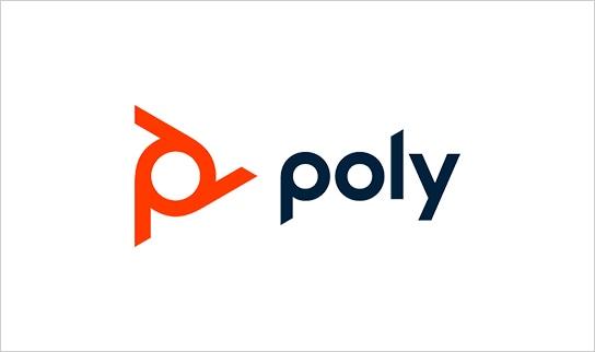 Plantronics/Polycom logo