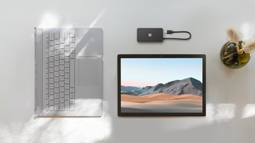 Surface Book 3 mit Dock 2