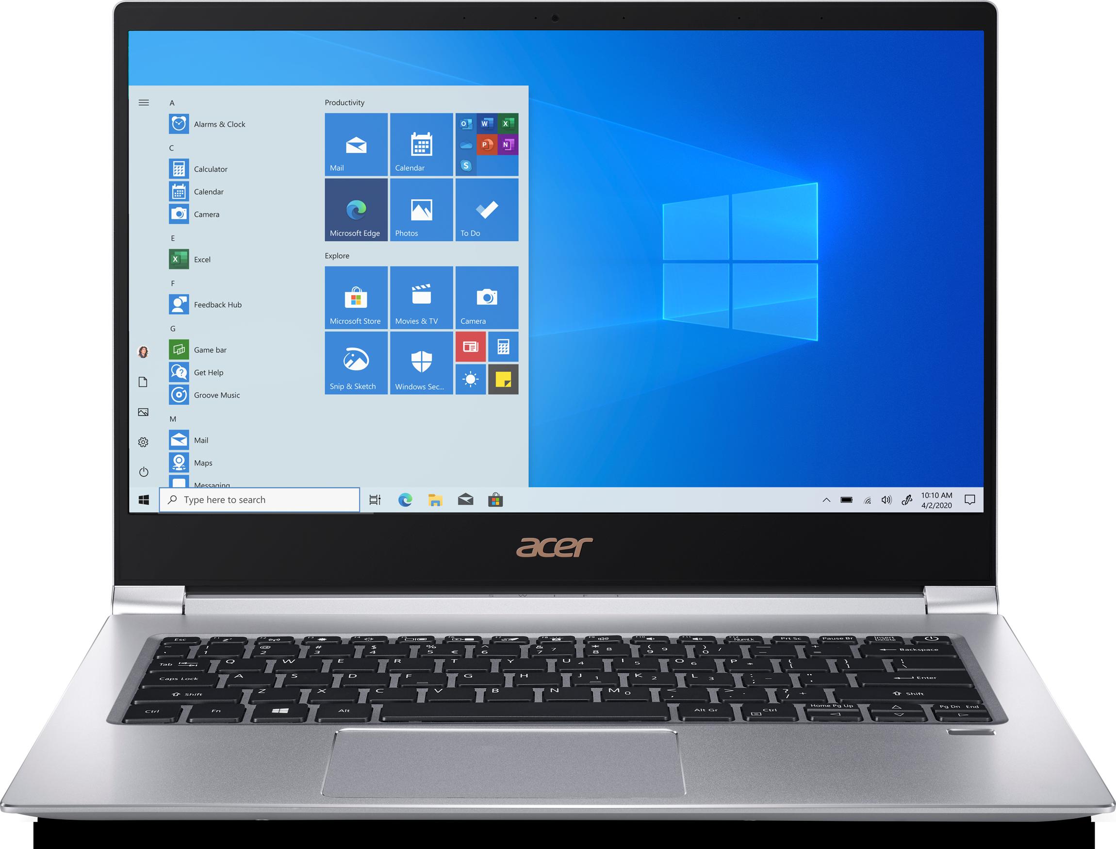 Acer Swift 3 SF314-55 Laptop